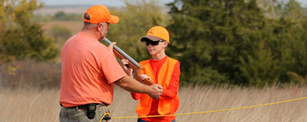 KANSAS HUNTER EDUCATION INSTRUCTORS RECOGNIZED FOR DEDICATION