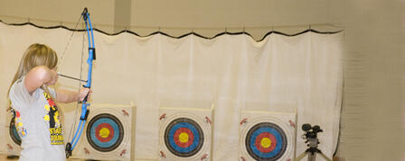THIRD ARCHERY IN THE SCHOOLS STATE MEET BIGGEST YET