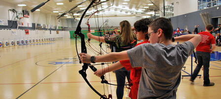 State Archery Tournament Continues To Grow