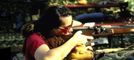 Women On Target At Fancy Creek Range