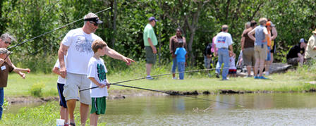 YOUTH FISHING CLINIC JUNE 6 AND 7
