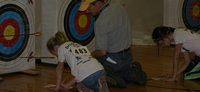 STUDENT ARCHERS QUALIFY FOR NATIONAL TOURNAMENT
