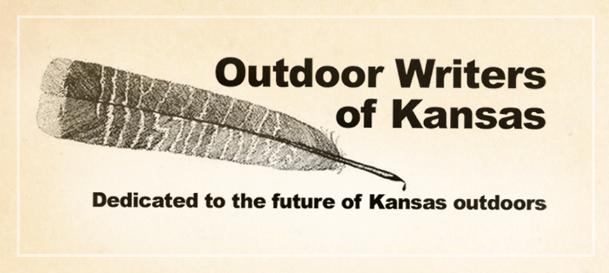 Outdoor writers of kansas help kansas disabled veterans for Kansas state fishing license
