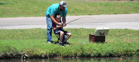 No Fishing Licenses Required on June 2 and 3