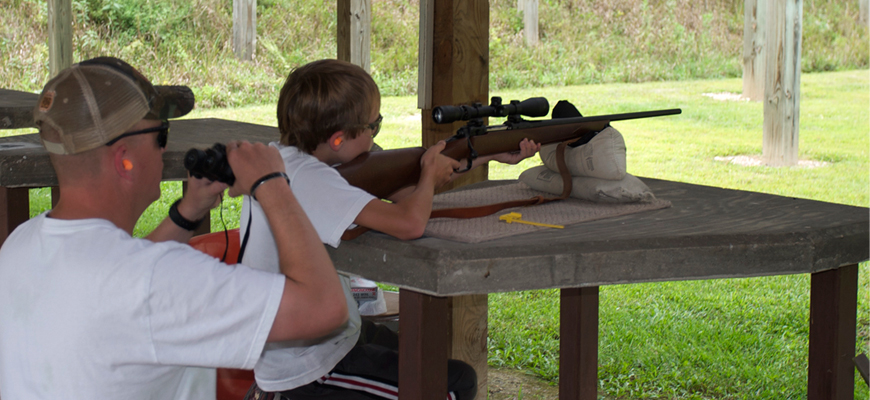 Friends of Fancy Creek Range to Host Kids Day
