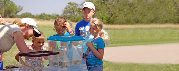 WALK WITH WILDLIFE EVENT TO SHOWCASE KANSAS WILDLIFE