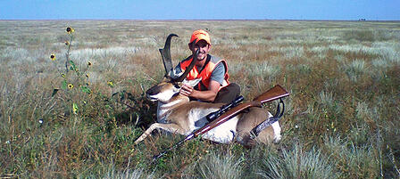 Application Deadline for Antelope Permit June 10
