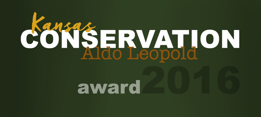 Nominate Someone For Kansas Leopold Conservation Award