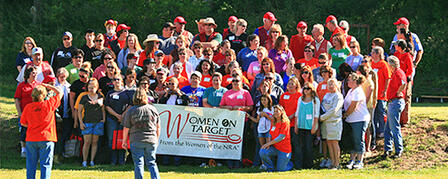 NRA WOMEN ON TARGET EVENT MAY 24