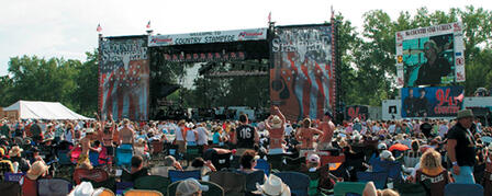 COUNTRY STAMPEDE ONE OF MANY FUN EVENTS THIS JUNE