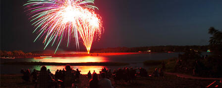 PLAN YOUR 4TH OF JULY CELEBRATION AT A KANSAS STATE PARK