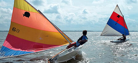 Ninnescah Sailing Association Invites Adults to Learn to Sail
