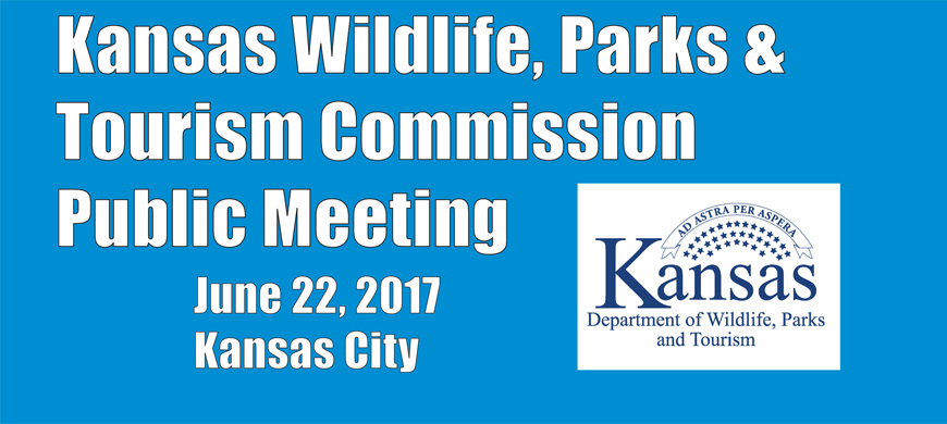 Wildlife, Parks and Tourism Commission Will Meet in Kansas City