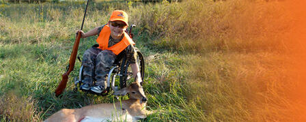 APPLICATIONS STILL BEING ACCEPTED FOR TUTTLE CREEK YOUTH/DISABLED ASSISTED DEER HUNT