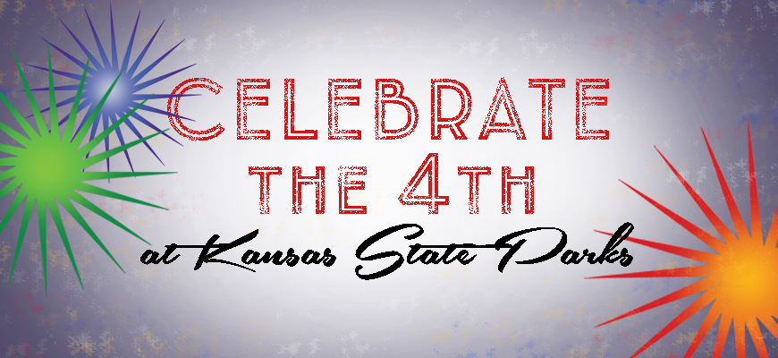 Celebrate the Fourth at a Kansas State Park