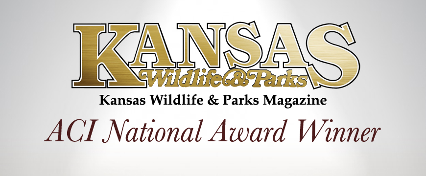 Kansas Wildlife & Parks Magazine Earns National Award