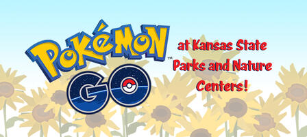 Pokemon GO Going Wild at Kansas State Parks