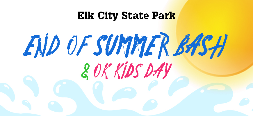 Enjoy a Splashing Good Time at Elk City State Park August 1