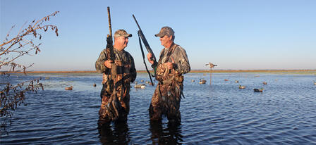 Outlook Promising for Duck Hunters This Season