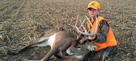 Public Hunting Program Offers Private Land Experience