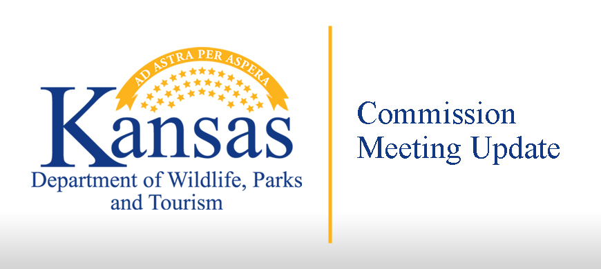 Kansas Wildlife, Parks and Tourism Commission to Meet More Frequently