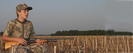 SEPT. 1 DOVE OPENER FLAGS FALL HUNTING SEASONS