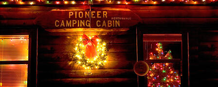 LOVEWELL STATE PARK TO HOST ANNUAL CAMPGROUND CHRISTMAS EVENT