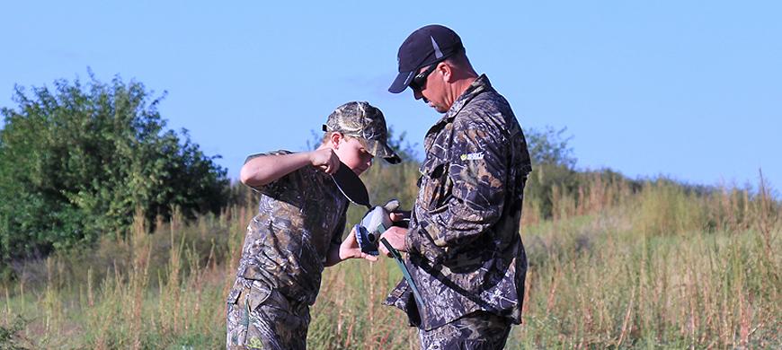 Youth dove hunts planned near glen elder and st marys for Glen elder fishing report