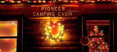 Campin' Like It's Christmas Contest