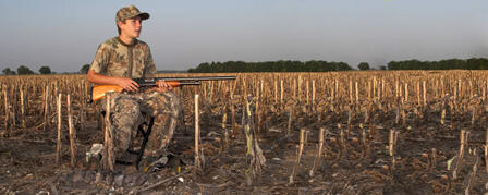 DOVE HUNTING SEASON OPENS SEPTEMBER 1