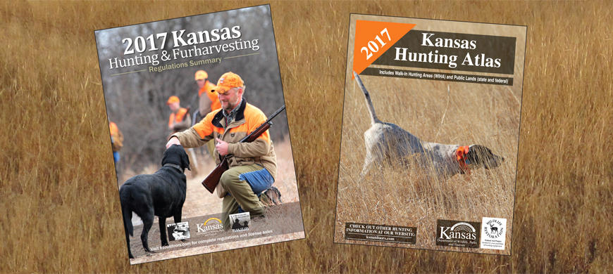 2017 hunting regulations and atlas online now jax beach for Kansas fishing regulations