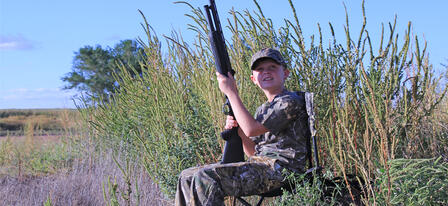 Youth Invited to Opening-day Dove Hunt