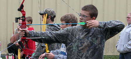 National Wild Turkey Federation Youth Camp Oct. 1-2