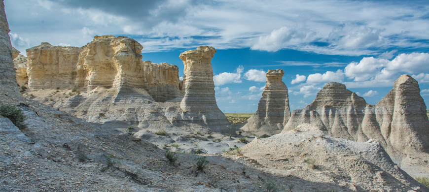 Little Jerusalem Badlands State Park to Open October 12