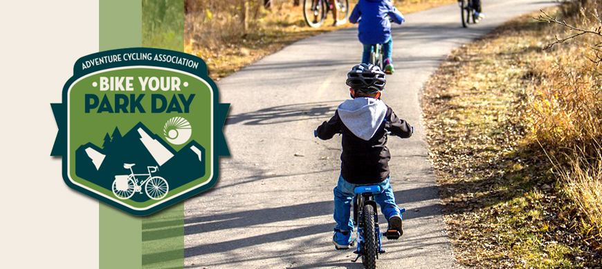 Bike Your Park Day Coming September 29