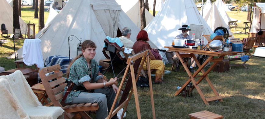Fall River State Park to Host Rendezvous