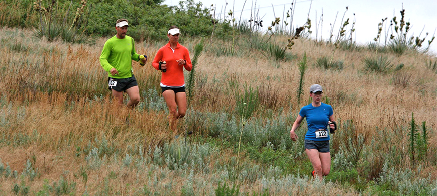 Trail Runs at Wilson State Park Oct. 18