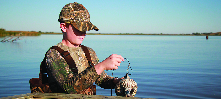 Youth Waterfowl Seasons Perfect Introduction