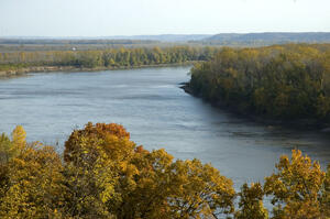 Missouri River View