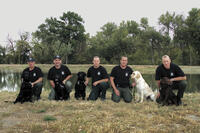 K-9 Officers and K-9's