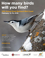 Kansas Winter Bird Feeder Survey