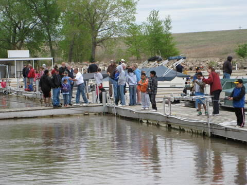 CHSP OK Kids 2011 - Fishing