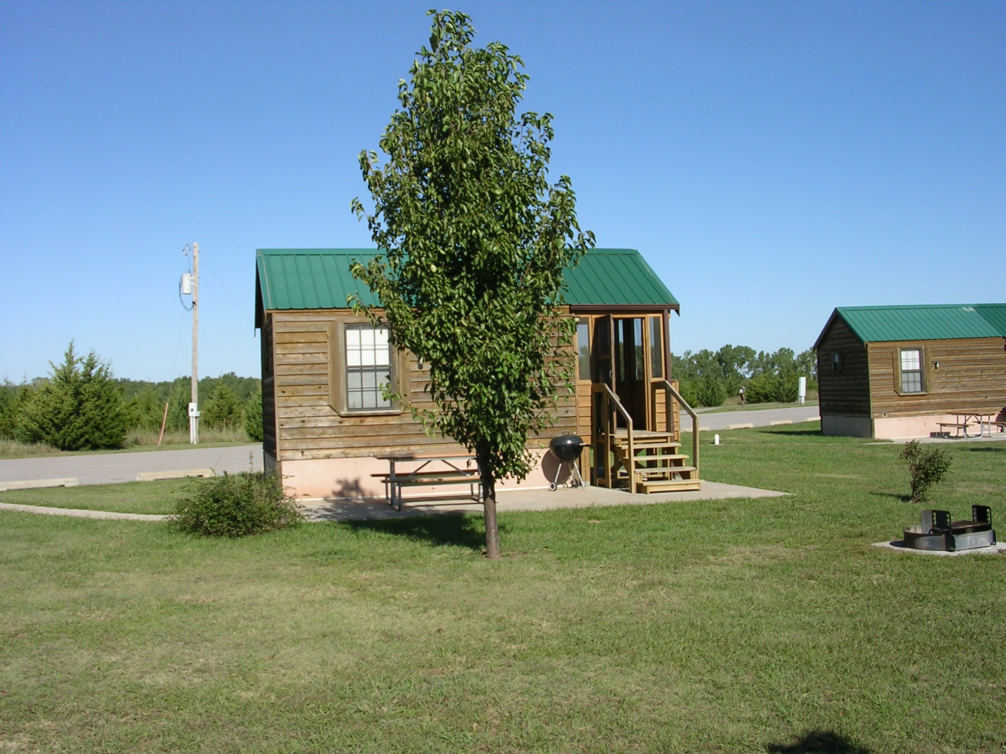 download fort display riley kansas cabin campgrounds winter a in details cabins photo article news rentals