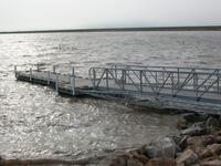 New West Side Boat Ramp