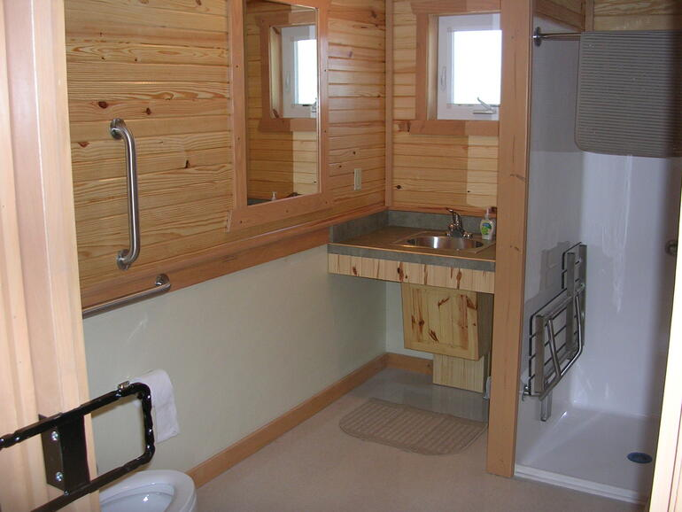 Osprey Bathroom