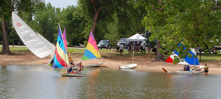 Cheney Beginner Sailing Class