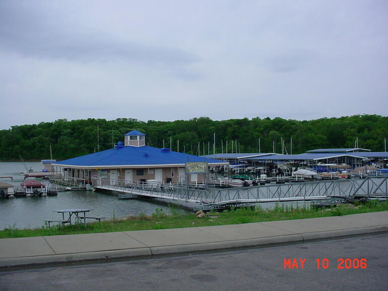 Clinton Marina Information