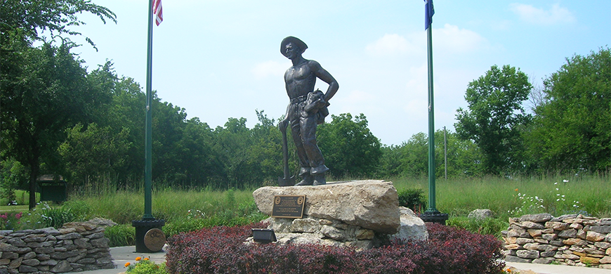 Civilian Conservation Corps (CCC) Memorial
