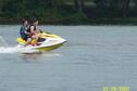Jet skiing at Crawford State Park