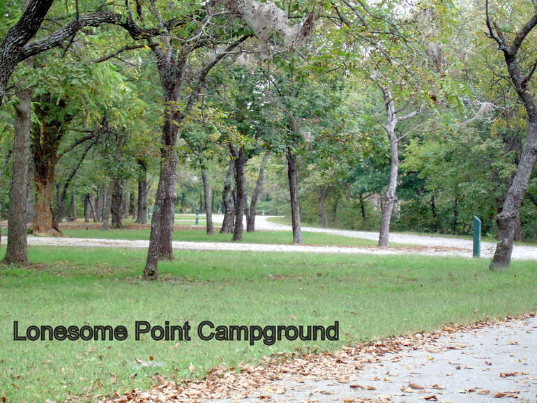 Lonesome Point Campground